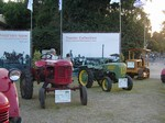 Tractor's History Museum