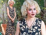 Picture Shows: Sienna Miller  December 07, 2015\n \n Celebrities on the set of 'Live by Night', filming in Los Angeles, CA. Actors were dressed in 1920s period costumes for their scenes.\n \n Non-Exclusive\n UK Rights Only\n \n Pictures by : FameFlynet UK © 2015\n Tel : +44 (0)20 3551 5049\n Email : info@fameflynet.uk.com