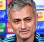 epa05059732 Chelsea manager Jose Mourinho smiles during a press conference at Chelsea's training complex in Cobham, southwest of London, Britain, 08 December 2015. Chelsea FC will face FC Porto in the UEFA Champions League group G soccer match in London on 09 December 2015.  EPA/ANDY RAIN