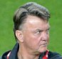 epa05058740 Manchester United's manager Louis van Gaal leads a training session at Volkswagen-Arena in Wolfsburg, Germany, 07 December 2015. Manchester United plays against VfL Wolfsburg on 08 December 2015 in an UEFA Champions League a group B soccer match.  EPA/PETER STEFFEN