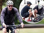 7.Dec.2015 - SYDNEY - AUSTRALIA\n**NOT AVAILABLE IN AUSTRALIA/NZ, USA, FRANCE, SPAIN, BRAZIL AND PORTUGAL**\n**EXCLUSIVE ALL ROUND PICTURES**\nStar Wars actor Harrison Ford enjoys an evening bicycle ride in Centennial Park, Sydney.\nBYLINE MUST READ : XPOSUREPHOTOS.COM\n***UK CLIENTS - PICTURES CONTAINING CHILDREN PLEASE PIXELATE FACE PRIOR TO PUBLICATION ***\n**UK CLIENTS MUST CALL PRIOR TO TV OR ONLINE USAGE PLEASE TELEPHONE  44 208 344 2007 ***