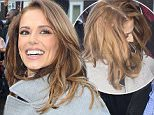 8 December 2015. Cheryl Fernandez-Versini seen arriving at a estate in Farnborough to visit Reggie N Bollies fans this afternoon for X Factor. They arrived in the style of a carnival with Cheryl at the front with her contestants as they danced to the marque.  Credit: Ben Eade/GoffPhotos.com   Ref: KGC-102