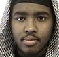This undated photo provided by the FBI shows Mohamed Abdullahi Hassan, who turned himself in to authorities in Africa, the U.S. State Department said Monday, Dec. 7, 2015. A former Minnesota resident, Hassan joined al-Shabab in Somalia more than seven years ago and more recently went online to urge others to carry out violence on behalf of the Islamic State group, authorities said. (FBI via AP)
