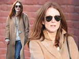 Mandatory Credit: Photo by Startraks Photo/REX Shutterstock (5480198b)\n Julianne Moore\n Julianne Moore out and about, New York, America - 06 Dec 2015\n Julianne Moore shopping in the West Village\n