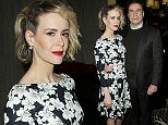 Mandatory Credit: Photo by Startraks Photo/REX Shutterstock (5480395l)  Sarah Paulson, John Travolta  'American Crime Story: The People v. O.J. Simpson' film screening and dinner, New York, American - 07 Dec 2015  fox21 Television Studios Presents the Special New York Screening & Dinner for 'American Crime Story: The People v. O.J. Simpson'