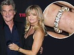 """Celebrity Arrivals at The Weinstein Company's """"The Hateful Eight"""" Los Angeles premiere Red carpet Dec 07, 2015 - ArcLight Cinemas Cinerama Dome - Hollywood, California, United States\n\nPictured: Kurt Russell, Goldie Hawn\nRef: SPL1191952  071215  \nPicture by: Splash News\n\nSplash News and Pictures\nLos Angeles: 310-821-2666\nNew York: 212-619-2666\nLondon: 870-934-2666\nphotodesk@splashnews.com\n"""