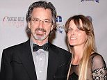 FILE  MARCH 12:  Actor Robert Carradine, known for his role as Lewis Skolnick in Revenge of the Nerds, and his wife were injured when their car collided with a semi-truck March 5, 2015 on Colorado highway 145 near Dolores.  They were taken to a hospital and treated for non-life threatening injuries.  Carradine was reportedly issued a citation for crossing the center line into oncoming traffic. BEVERLY HILLS, CA - FEBRUARY 26:  Actor Robert Carradine arrives with wife Edie at Norby Walters' 22nd Annual Night Of 100 Stars Viewing Gala at the Beverly Hills Hotel on February 26, 2012 in Beverly Hills, California.  (Photo by Michael Tullberg/Getty Images)
