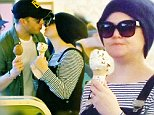 EXCLUSIVE: Pregnant Ginnifer Goodwin and her husband Josh Dallas share some sweet PDA at Disneyland. The happy couple were seen sharing a kiss while enjoying some ice cream while at the happiest place on earth. the two seemed very happy to be in each other's company as they strolled through the very busy park and were seen feeding each other ice cream and sharing smiles and kisses\n\nPictured: Ginnifer Goodwin and Josh Dallas\nRef: SPL1190693  081215   EXCLUSIVE\nPicture by: Fern / Splash News\n\nSplash News and Pictures\nLos Angeles: 310-821-2666\nNew York: 212-619-2666\nLondon: 870-934-2666\nphotodesk@splashnews.com\n