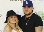 LOS ANGELES, CA - MAY 06: Tiffany Thornton and Chris Carney attend the Pregnancy Awareness Month 2012 Kick Off Party Celebrating PAM's 5th Anniversary at Skirball Cultural Center on May 6, 2012 in Los Angeles, California. (Photo by Amy Graves/WireImage)