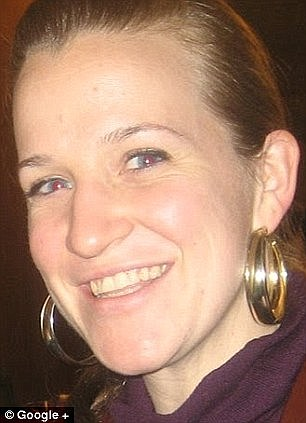 Annie Schmutz Seifullah, 36, (pictured) was banned from working with students after her involvement in a sex scandal at a Queens school last year