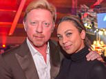 5 December 2015. Pamela Anderson and Boris Becker are seen at The Formula Snow Event, Austria. Here, Boris Becker, Lilly Becker Credit: BG/GoffPhotos.com   Ref: KGC-300/151206VR1 **UK, Spain, Italy, China, South Africa Sales Only**