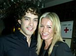 Denise van Outen & Lee Mead Opening Party for Barts  in Chelsea Cloisters Sloane Avenue London  . Lee mead and Denise Van Outen were married in April 2009.