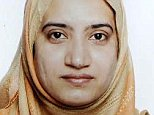 This undated photo provided by the FBI shows Tashfeen Malik. Malik and her husband, Syed Farook, died in a fierce gunbattle with authorities several hours after their commando-style assault on a gathering of Farook's colleagues from San Bernardino, Calif., County's health department Wednesday, Dec. 2, 2015. (FBI via AP)