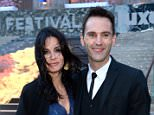 FILE - DECEMBER 01: Actress Courteney Cox and Johnny McDaid have reportedly broken up and called off their engagement. NEW YORK, NY - APRIL 23:  Courteney Cox and Johnny McDaid attend the Vanity Fair Party during the 2014 Tribeca Film Festival at the State Supreme Courthouse on April 23, 2014 in New York City.  (Photo by Jamie McCarthy/Getty Images for the 2014 Tribeca Film Festival)