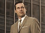 Television Programme: Mad Men with Jon Hamm as Don Draper.