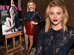 LOS ANGELES, CA - DECEMBER 08:  Actress Chloe Grace Moretz attends NYLON Celebrates Chloe Grace Moretz's December/January Cover at Toca Madera on December 8, 2015 in Los Angeles, California.  (Photo by Vivien Killilea/Getty Images for NYLON)