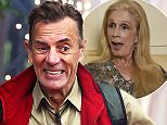 Mandatory Credit: Photo by Nigel Wright/ITV/REX Shutterstock (5470749i).. Duncan Bannatyne is evicted.. 'I'm A Celebrity...Get Me Out Of Here!' TV show, Australia - 03 Dec 2015.. ..