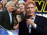 SYDNEY, AUSTRALIA - DECEMBER 10:  Harrison Ford attends the Star Wars: The Force Awakens fan event at Sydney Opera House on December 10, 2015 in Sydney, Australia.  (Photo by Brendon Thorne/Getty Images for Walt Disney Studios)
