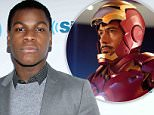 john boyega robert downey jr.