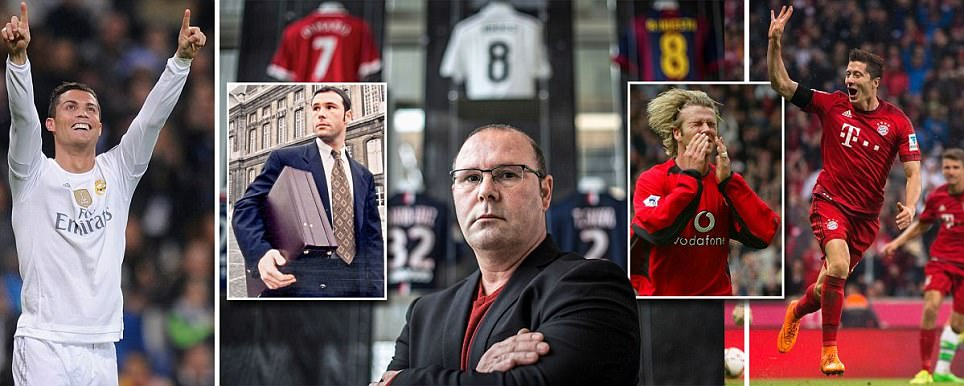20 years ago, Jean-Marc Bosman took on football and won - Sportsmail tracks down the man