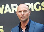 "HOLLYWOOD, CA - SEPTEMBER 18:  Actor Luke Goss attends the premiere of Cinedigm's ""War Pigs"" at ArcLight Cinemas on September 18, 2015 in Hollywood, California.  (Photo by Earl Gibson III/WireImage)"