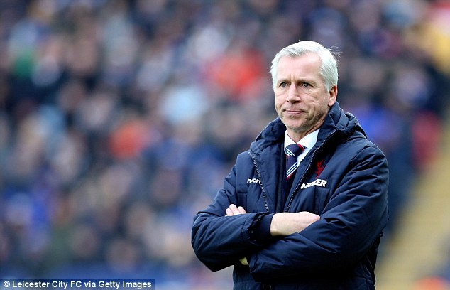 Alan Pardew is taking nothing for granted when his Crystal Palace team face Sam Allardyce's Sunderland