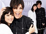 LOS ANGELES, CA - DECEMBER 09:  Actress Selma Blair (L) and honoree Kris Jenner attend the 24th annual Women in Entertainment Breakfast hosted by The Hollywood Reporter at Milk Studios on December 9, 2015 in Los Angeles, California.  (Photo by Jason Merritt/Getty Images)