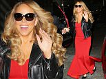 Mariah Carey arrives at the second day of her Christmas show at Beacon Theater in NYC\n\nPictured: Mariah Carey\nRef: SPL1193480  101215  \nPicture by: Jackson Lee / Splash News\n\nSplash News and Pictures\nLos Angeles: 310-821-2666\nNew York: 212-619-2666\nLondon: 870-934-2666\nphotodesk@splashnews.com\n