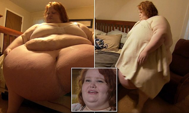 My 600lb Life's Nikki Webster says her parents enable her food addiction