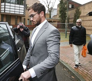 Danny Cipriani denies drink driving after early morning crash