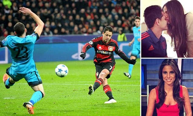 Manchester United booted Chicharito out... but LVG could do with him now!