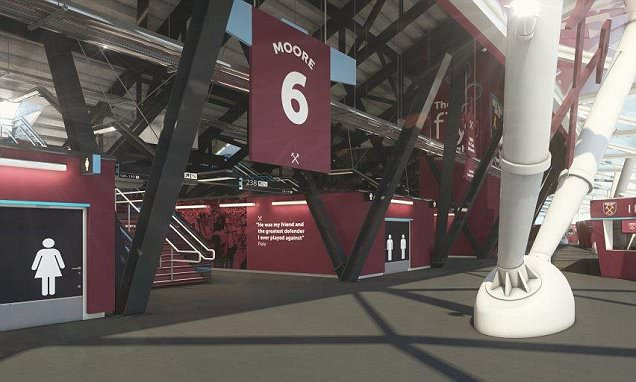 West Ham's Olympic Stadium to include Sir Trevor Brooking Stand as club sell more season