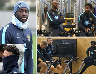 Manchester City hope to continue the winning cycle against Swansea as attention returns to