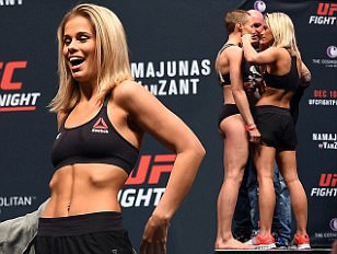 Paige VanZant and Sage Northcutt ready to take next steps on road to UFC stardom