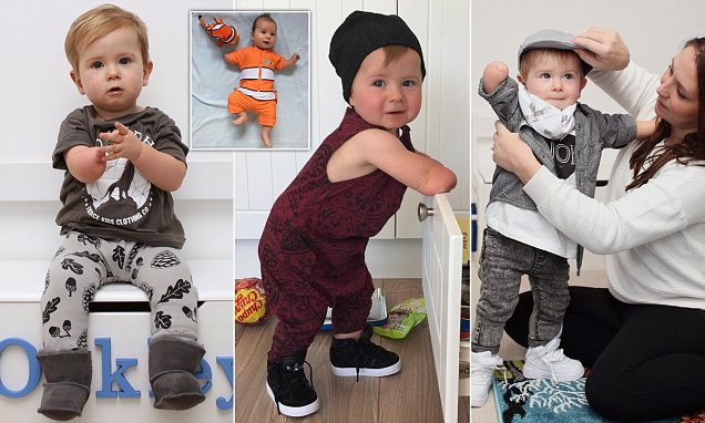 Oakley Lynch is taking Instagram by storm with his cute smile and stylish wardrobe