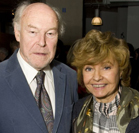Timothy West's pain at wife Prunella's dementia