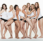 Plus-sized models 'fuelling obesity crisis'