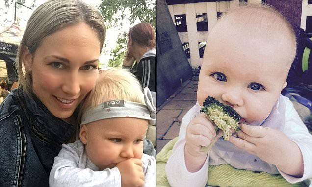 Shan Cooper's baby girl Grace is on the paleo diet and only been sick once