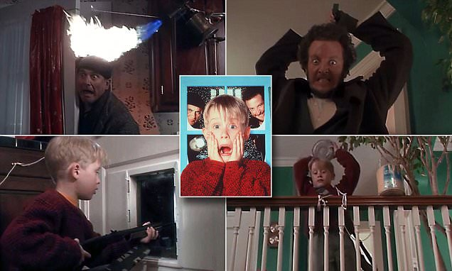 Doctors diagnose the injuries suffered by the burglars in 'Home Alone'