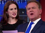 """""""Downton Abbey"""" With American Accents Is Bizarre on The Late Show with Stephen Colbert"""
