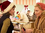 No Merchandising. Editorial Use Only. No Book Cover Usage.. Mandatory Credit: Photo by Everett/REX Shutterstock (5288378e).. Rooney Mara, Cate Blanchett.. Carol - 2015.. ..