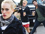 Newly Engaged Peta Murgatroyd and Her Fiances Brother Val Grab Coffee\n\nPictured: Peta Murgatroyd, Val Chmerkovskiy\nRef: SPL1193131  091215  \nPicture by: All Access Photo\n\nSplash News and Pictures\nLos Angeles: 310-821-2666\nNew York: 212-619-2666\nLondon: 870-934-2666\nphotodesk@splashnews.com\n