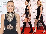 Mandatory Credit: Photo by David Fisher/REX Shutterstock (5490662bd)\n Little Mix - Perrie Edwards\n BBC Music Awards, Birmingham, Britain - 10 Dec 2015\n \n