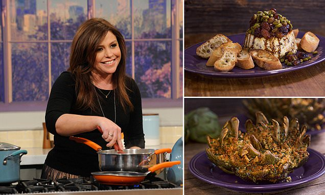 Christmas, the Rachael Ray way! Celebrity chef shares her favorite festive recipes with