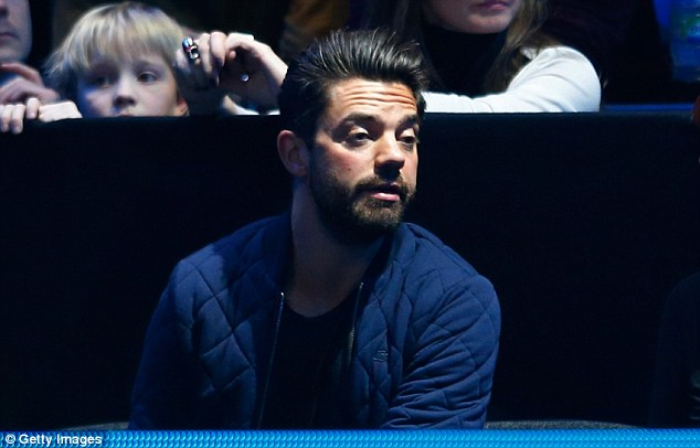 Actor Dominic Cooper, who's starring in a TV adaptation of comic book series Preacher, takes in the action