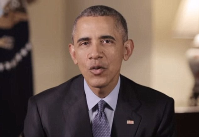 United nation: 'When we come together, Americans can do anything,' Obama says in the video