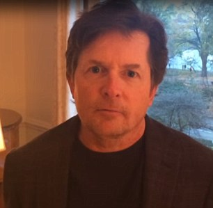 Michael J Fox offered his support