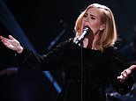 Mandatory Credit: Photo by Action Press/REX Shutterstock (5479974cd)  Adele  People, Pictures, Emotion, - the RTL year in review , Cologne, Germany - 06 Dec 2015