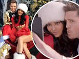 EROTEME.CO.UK\nFOR UK SALES: Contact Caroline 44 207 431 1598\nPicture shows:  Kylie Jenner & Michael Buble\nNON-EXCLUSIVE:  Thursday 10th December 2015\nJob: 151210UT4  London, UK\nEROTEME.CO.UK 44 207 431 1598\nDisclaimer note of Eroteme Ltd: Eroteme Ltd does not claim copyright for this image. This image is merely a supply image and payment will be on supply/usage fee only.