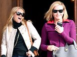 Reese Witherspoon and Chelsea Handler stepped out for lunch at Baltaire in Beverly Hills, on Thursday, December 10, 2015 X17online.com